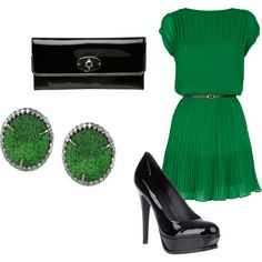 One Short Day In The Emerald City!    By: @Caroline Colee   From: www.polyvore.com