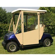 Yamaha G22 GMAX DoorWorks Enclosures Golf Cart Enclosures, Golf Cart Covers, Golf Carts, Yamaha