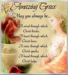 The amazing grace of the Master, Jesus Christ, the extravagant love of God, the intimate friendship of the Holy Spirit, be with you all. Inspirational Poems, Sisters In Christ, Lord And Savior, Gods Grace, Spiritual Inspiration, Inspiration Quotes, Faith In God, Amazing Grace, Faith Quotes