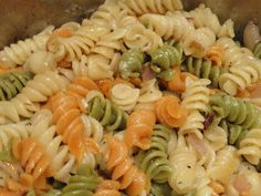 Serena Bakes Simply From Scratch: Garlic Pasta