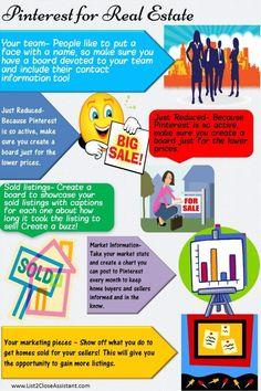 pinterest for real estate, social media for real estate agents, social media for realtors, pinterest for realtors