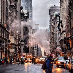 love this shot! #taxi #city #busy #streets