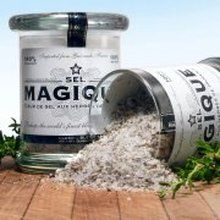 #FREE Sel Magique Sea Salt Seasoning Sample and #Enter to Win a Large Jar + Refill Set ends 10/29 #SCRF
