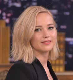 Jennifer Lawrence Visits 'The Tonight Show Starring Jimmy Fallon'