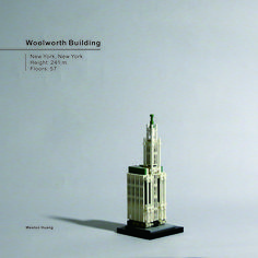 Woolworth Building Lego Skyscraper, Woolworth Building, Skyscrapers, Legos, Cities, Buildings, Projects To Try, Flooring, Mini