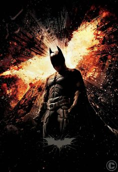 The Dark Knight Rises Posters Alta Calidad | Designals | Blog de diseño gráfico, publicidad e inspiración