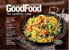 Now Available For iPad: BBC Good Food Magazine