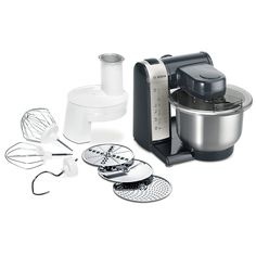 off on Bosch Robot culinaire 600 W Bol mélangeur ino Kenwood Food Processor, Food Processor Recipes, Bosch Mum, Bosch Mixer, Kitchen Machine, Stainless Steel Bowl, Cord Storage, Cooking Appliances, Homemade Baby Foods