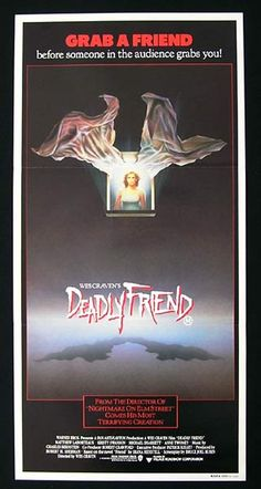 Deadly Friend- love the basketball scene in this film lol - liza