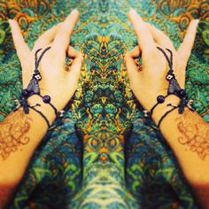 Bohemian Slave bracelet - Gypsy gloves - Tribal - Gypsy - recycled <3 Jenna Lee, Slave Bracelet, Australian Birds, Bird Feathers, Handcrafted Jewelry, Jewelry Crafts, Henna, Gypsy, Gloves