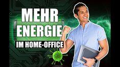 7 Tipps für mehr Energie im Home Office!