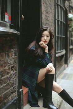 Nature Beauty Girl Portraits New Ideas Fashion Models, Girl Fashion, Beautiful Asian Women, Ulzzang Girl, Asian Fashion, Girl Pictures, Asian Woman, Asian Beauty, Nice Dresses