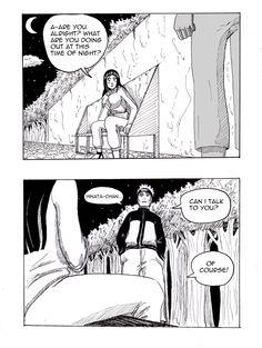 NaruHina comic | NaruHina Comic Pg. 3 by GreenifyME