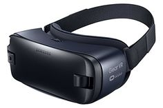 Simply plug your Samsung Galaxy into the Gear VR headset to turn your phone into a powerful, capable, and lightweight virtual reality machine. Enter the world of virtual reality with the Samsung Gear VR Virtual Reality Headset! Galaxy S7, Galaxy Note 7, Oculus Virtual Reality, Best Virtual Reality, Samsung Galaxy Smartphone, New Samsung, Vr Headset, La Galaxy, Gifts