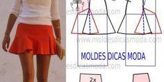 MOLDE DE SAIA PANOS -28