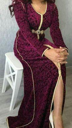 Caftan De haute couture