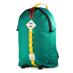 Retro colors on this daypack by Colorado-based Topo. $79.00