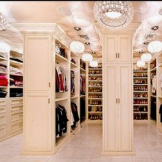 Plans for my future closet