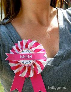 DIY Mother's Day : DIY Best MOM Ever