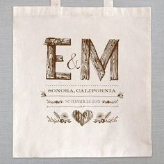 Wedding Bags For Out Of Town Guests