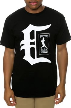fe408790e146e The Departed Tank Top in Black. Crooks and Castles Tee The Heavyweights in  Black