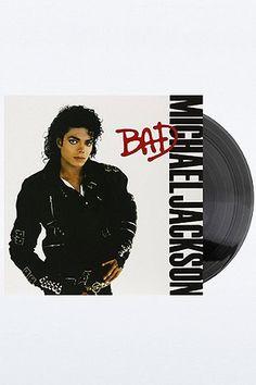 Michael Jackson: Bad Vinyl