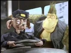 Stop motion YoGo ad directed by Nick Donkin, Flying Gherkin Sydney in 1993.