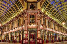 Friday Photos: Leadenhall Market | Londonist