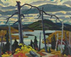 Yvonne McKague Housser - Related Artist Discovery - Yvonne McKague Housser Artist Biography, Art Auction, Discovery, Artists, Landscape, Illustration, Artwork, Painting, Image