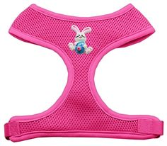 Mirage - Easter Bunny Chipper Dog Harness