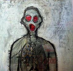 Uomo vivo ( ti mangio con gli occhi) – INDUSTRIAL ART (2012)