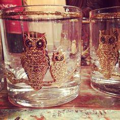 Owl glasses.
