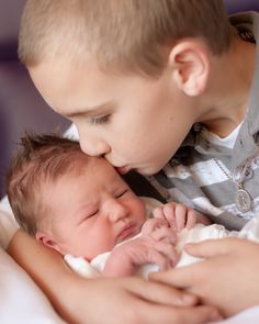 Brother love.  what a beautiful pic <3