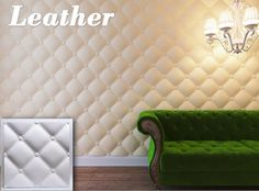 *square* 3d Decorative Wall Panels 1 Pcs Abs Plastic Mold For Plaster By Scientific Process Crafts