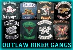 Outlaw Biker Gangs    Outlaw Motorcycle Gangs  (OMGs) are organizations whose members use their motorcycle clubs as conduits for criminal en...