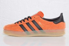 ADIDAS ORIGINALS GAZELLE INDOOR (CRAFT ORANGE)