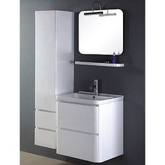 The Sienna Bathroom Furniture Range Is A Charming Collection Of White Hi Gloss With Variety Units Available To Cho