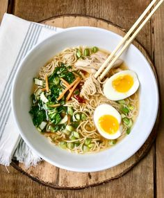 This yummy Instant Pot Ramen Noodles soup is a healthier, 21 Day Fix approved version of everyone's favorite dorm room dinner! This post containsaffiliate links forproducts I'mobsessed with. Confession # 140 – Even after years of clean eating, I still crave ramen noodles like nobody's business.  I can't even look at the package without...