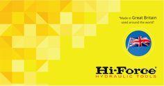 Waveney Hydraulics ltd  AUTHORISED DISTRIBUTOR OF HI- FORCE TOOLS
