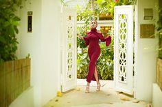 Wearing marmar Halim and extraordinary editorial fashion in dubai #streetstyle #dubai