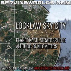 Locklaw Sky CIty [Farlost] Promo