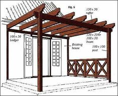 Bon Aucun coût white pergola attached to house Suggestions,Comment construire une pergola., Bon Aucun coût white pergola attached to house Suggestions, There are plenty of things that can certainly last but not least entire the bac. Pergola Patio, Gazebo, Pergola Swing, Metal Pergola, Deck With Pergola, Cheap Pergola, Pergola Shade, Patio Roof, Diy Patio