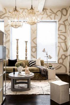 Modern Ways to Use Wallpaper