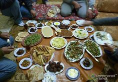 A quick overview of Jordanian food -- I'm particularly interested in mint lime juice and knafeh!