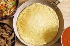 Naleśniki z mąki jaglanej są bezglutenowe, zdrowe i naprawdę smaczne. Przepis jest bardzo prosty do wykonania, więc naleśniki z mąki jaglanej wyjdą każdemu.