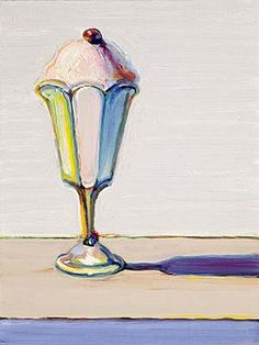 Wayne Thiebaud 1