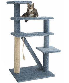 Modern cat furniture offer various playful design ideas that your cat will enjoy Modern Cat Furniture, Pet Furniture, Furniture Design, Diy Cat Tower, Cat Climbing Tree, Regal Design, Design Design, Design Ideas, Cat Towers