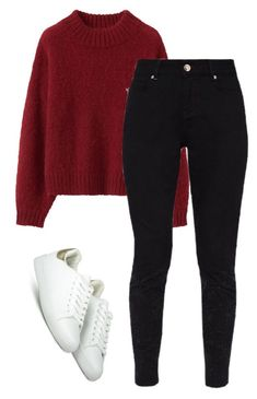 - a fashion look from march 2018 by mintgreenb featuring ted Casual Winter Outfits, Preppy Outfits, Fall Outfits, Classy Outfits, Cute Outfits, Polyvore Casual, Polyvore Outfits, Look Fashion, Teen Fashion
