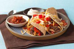 BBQ Beef Soft Tacos Recipe