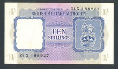GREAT BRITAIN   10 Shillings ND1943  AU  WWII- BMA  Letter X  , EXTREMELY RARE http://www.ebay.com/itm/GREAT-BRITAIN-10-Shillings-ND1943-AU-WWII-BMA-Letter-X-EXTREMELY-RARE-/161136075017?pt=Paper_Money&hash=item2584756109